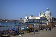 De kustmening Italië van Venetië royalty-vrije stock afbeelding
