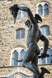 De Kwal van beeldhouwwerkperseus Royalty-vrije Stock Fotografie