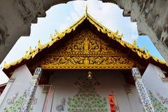De kyrkliga härliga templen Royaltyfria Foton