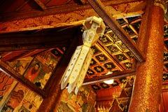 De kyrkliga härliga templen Royaltyfri Bild