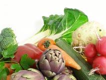 De légumes toujours durée Photo libre de droits