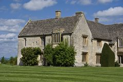 DE La Bere Manor, Cheltenham, Gloucestershire, Eng Stock Afbeeldingen