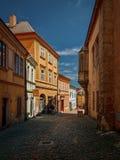 De la ciudad vieja Kutna Hora Foto de archivo libre de regalías