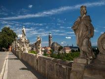 De la ciudad vieja Kutna Hora Fotografía de archivo libre de regalías
