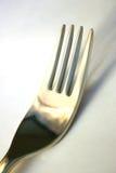 De la fork cierre para arriba imágenes de archivo libres de regalías