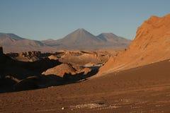 de la Luna Valle zdjęcie stock