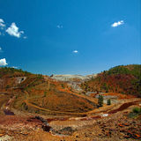 1:1 de la mina del hierro Foto de archivo libre de regalías