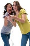 De la musique et de l'amusement Photo libre de droits