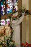 De la naissance à la résurrection Images stock
