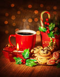 De la Navidad todavía de los dulces vida Fotos de archivo