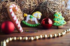 De la Navidad todavía del humor vida Fotografía de archivo
