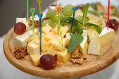 De la nourriture appétissante Image stock