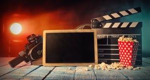 De la película de la producción todavía de los accesorios vida retra Fotos de archivo