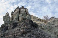 De la roche Images stock