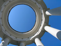 De la Rotonda Fotos de archivo