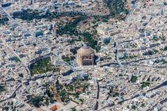 De la Rotonda de Mosta E r fotografía de archivo libre de regalías