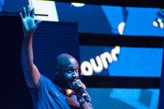 De La Soul Posdnuos Live on Stage 2 Royalty Free Stock Images