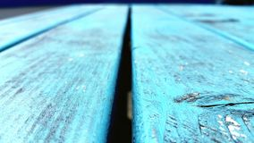 de la tabla cierre azul para arriba imagenes de archivo