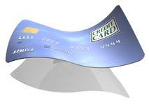 De la tarjeta de crédito Foto de archivo