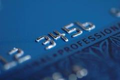 De la tarjeta de crédito Fotografía de archivo