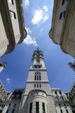De la ville hôtel de Philadelphie. Image stock