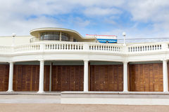 De la Warr Pavilion Royalty Free Stock Photo