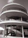 DE La Warr Pavilion royalty-vrije stock afbeeldingen