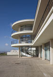 De La Warr Pavilion, Bexhill. East Sussex, Modernist Building, Architects Erich Mendelsohn and Serge Chermayeff Royalty Free Stock Image