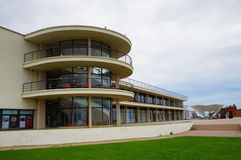 DE La Warr Pavilion in Bexhill royalty-vrije stock afbeeldingen
