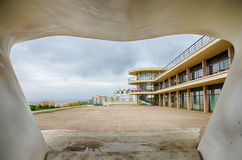 The de la Warr Pavilion at Bexhill on Sea Stock Photo