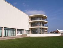 De La Warr Pavillion, Bexhill Stock Images