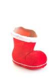 De laars van de kerstman Royalty-vrije Stock Fotografie