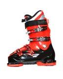 De laars van de ski. royalty-vrije stock afbeeldingen