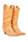 De laarzen van de cowboy Royalty-vrije Stock Foto