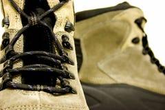 De laarzen van de sneeuw Royalty-vrije Stock Afbeelding