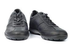 De Laarzen van de sport stock foto
