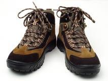 De laarzen van de wandeling Royalty-vrije Stock Foto's