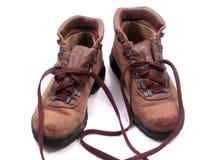 De Laarzen van de wandeling Royalty-vrije Stock Afbeeldingen
