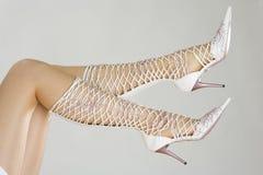 De laarzen van de zomer Royalty-vrije Stock Afbeelding