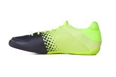De laarzen van Footbal. De laarzen van het voetbal. Stock Fotografie