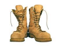 De laarzen van het gevecht