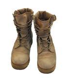 De laarzen van het Leger van de V.S. Royalty-vrije Stock Fotografie