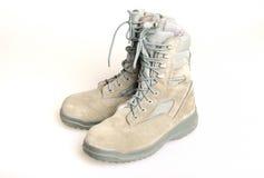 De laarzen van het Leger van de V.S. stock foto