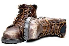 De Laarzen van het werk Royalty-vrije Stock Foto