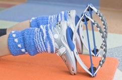 De laarzen van Kangoo Royalty-vrije Stock Fotografie