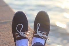 De laarzen van Nice Royalty-vrije Stock Fotografie