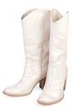 De laarzen van vrouwen Royalty-vrije Stock Foto's