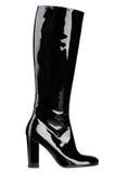 De Laarzen van vrouwen Stock Afbeeldingen