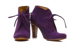 De laarzen van vrouwen Royalty-vrije Stock Afbeelding
