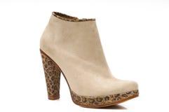 De laarzen van vrouwen Stock Foto's